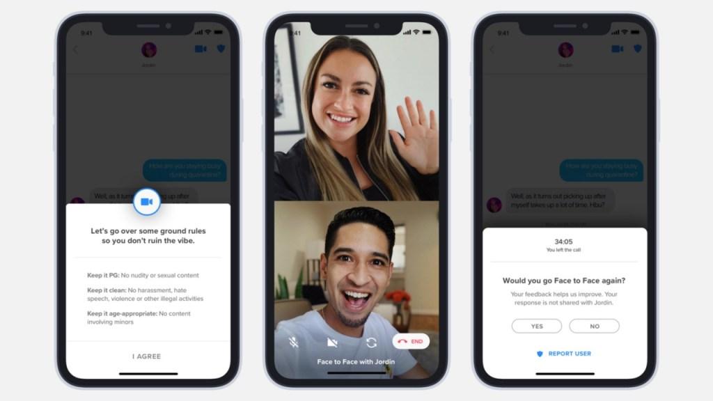 8789 2D7F94CA3DED40EC 1024x576 - App Tinder lança recurso de chamada de vídeo