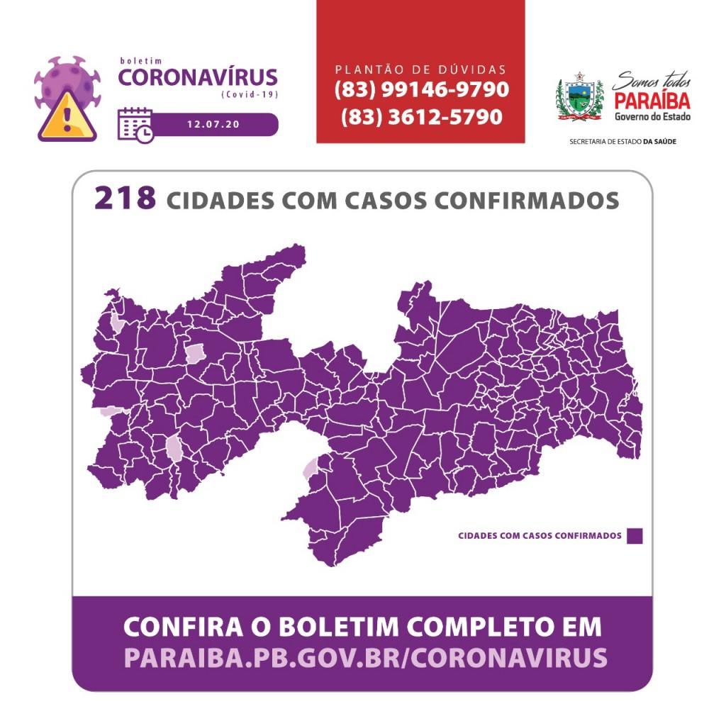 8b10566b 3381 408e b5c5 a4ec6ff60508 - CORONAVÍRUS: Paraíba registra 363 novos casos de Covid-19 em 24h