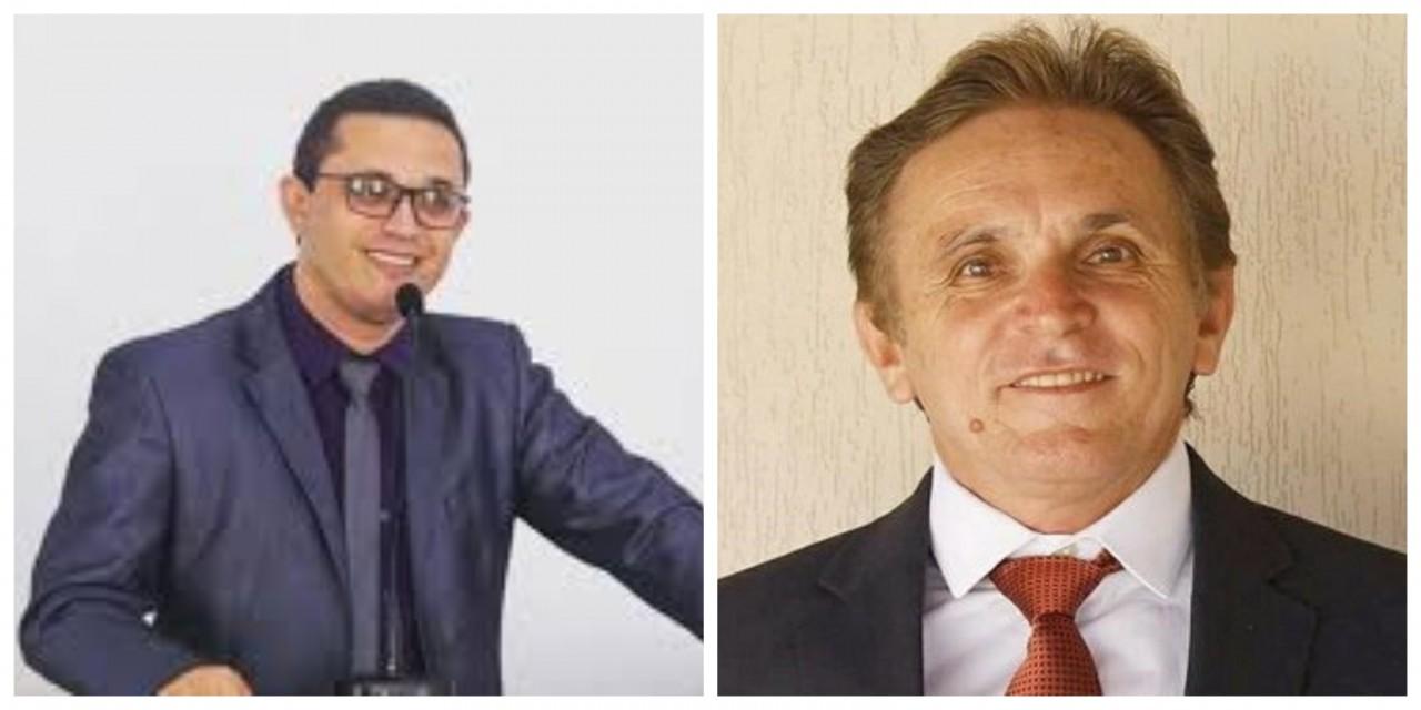 BeFunky collage - Vereador Fabiano Silva oficializa rompimento com o grupo do prefeito de Pedras de Fogo e revela ter sofrido ameaça - VEJA VÍDEO