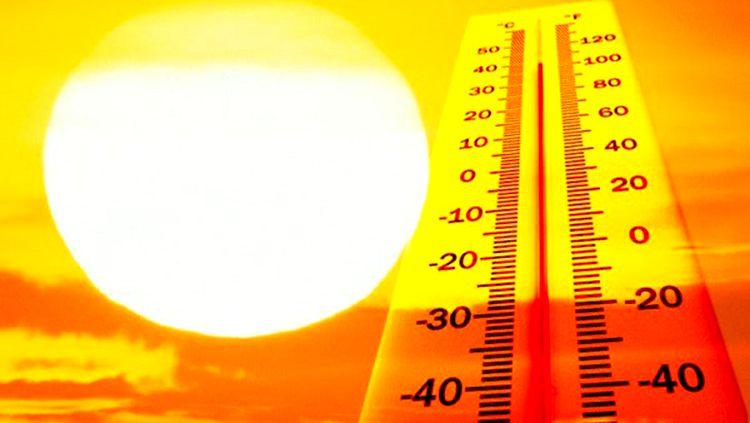 CALOR - Inmet emite alerta de baixa umidade para 54 municípios da Paraíba