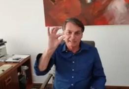 Bolsonaro volta defender uso de remédio sem efeito comprovado