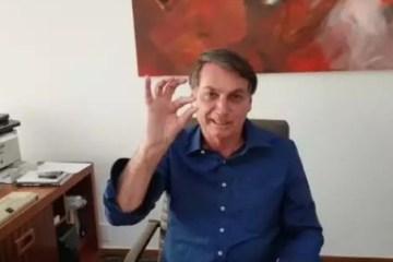 Capturar 17 - Bolsonaro volta defender uso de remédio sem efeito comprovado