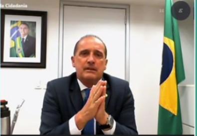 Capturar 27 - DISTÂNCIA: Onyx diz que Bolsonaro deve se manter neutro nas eleições municipais