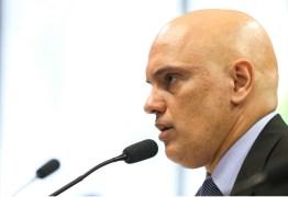 Moraes libera à PF dados que fizeram Facebook banir bolsonaristas