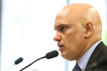 Capturarooo - Moraes libera à PF dados que fizeram Facebook banir bolsonaristas