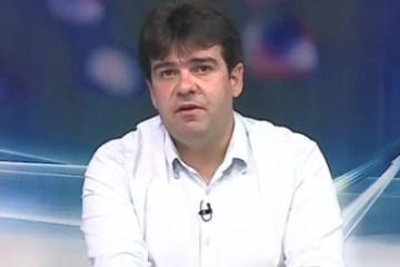 """""""Quem vai decidir sobre o candidato a prefeito é o povo"""", diz Eduardo sobre aliança com PSL"""