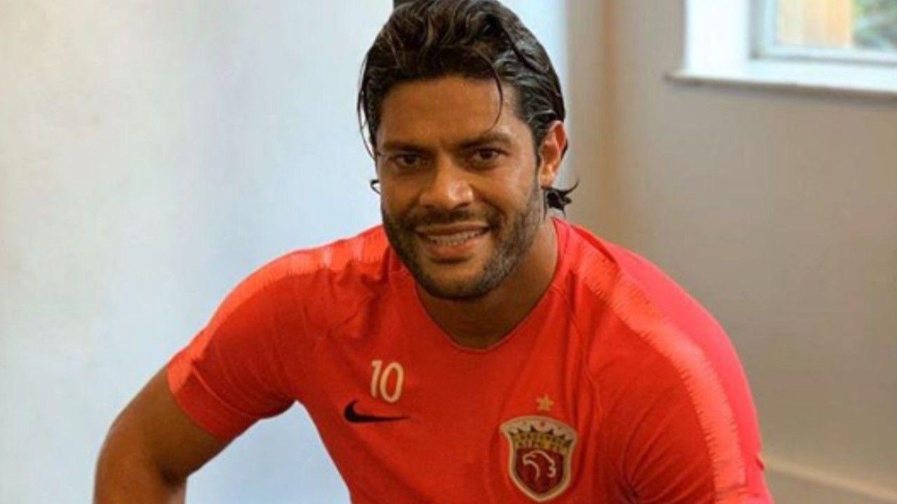 Hulk 1 - Jogador Hulk Paraíba não vai renovar com clube chinês e diz que tem ofertas de brasileiros