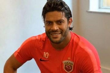 Jogador Hulk Paraíba não vai renovar com clube chinês e diz que tem ofertas de brasileiros