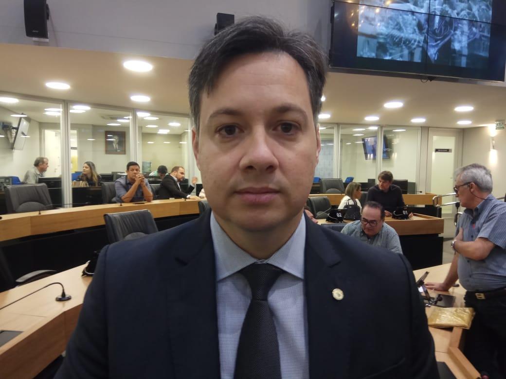 Júnior araújo - Júnior Araújo fala sobre expectativa para retomar atividades na ALPB após reassumir mandato - OUÇA