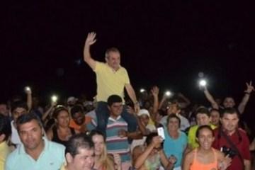 JB . - 195 DIAS PRESOS: prefeito João Bosco Fernandes paga fiança de R$ 522 mil como condição para deixar prisão