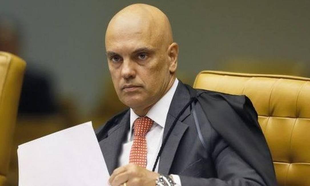 Moaraes - Alexandre de Moraes determina bloqueio de contas de bolsonaristas em redes sociais no exterior
