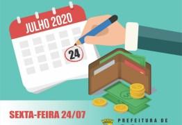 Prefeitura de Conde antecipa pagamento de aposentados e pensionistas para esta sexta-feira