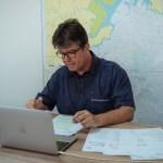 RUY - Ruy parte na frente e conclui programa de governo para debater com a população