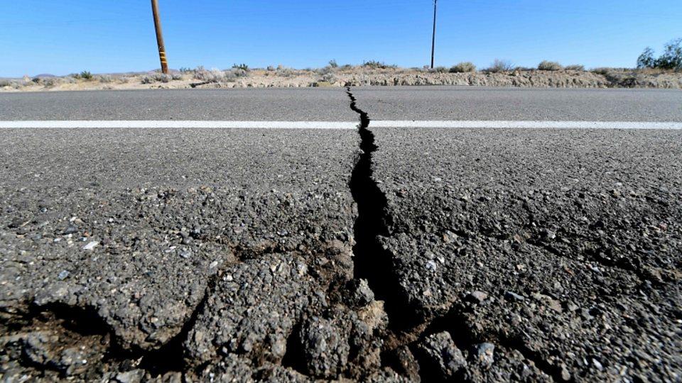 Terremotoo - Tremor de terra de 2,5 graus é registrado na Grande Fortaleza