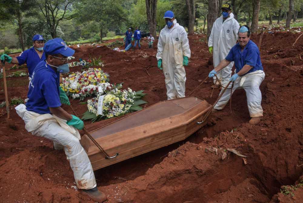 WhatsApp Image 2020 03 31 at 18.32.41 - COVID-19: Saúde conta 1.223 óbitos em 24 h; país se aproxima de 68 mil mortos