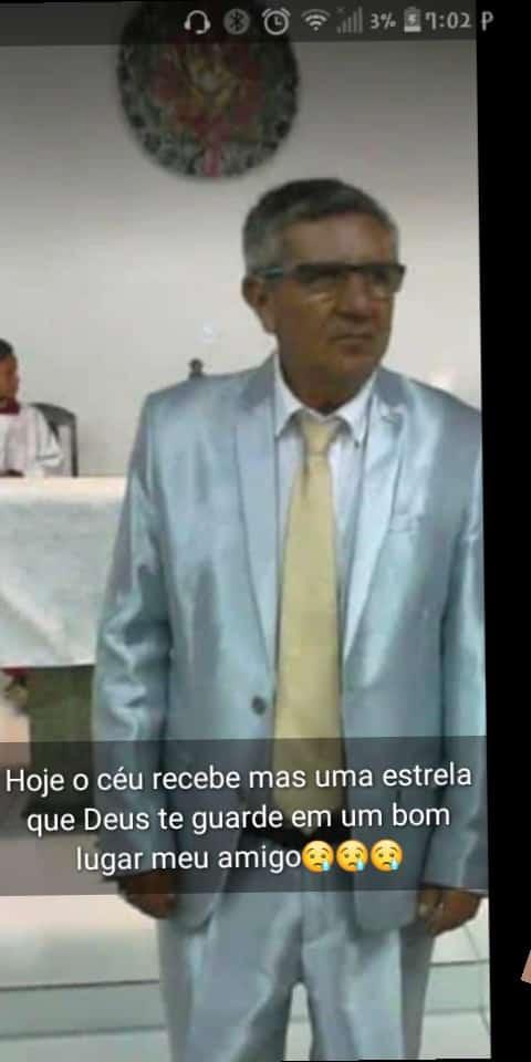WhatsApp Image 2020 07 03 at 20.22.25 - Pai de vereador de Campina Grande morre vítima de Covid-19; parlamentar também está internado com a doença