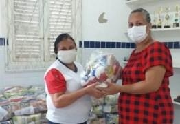 Dois mil colaboradores da Ecos atuam na entrega de cestas básicas a estudantes da rede estadual