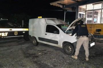 WhatsApp Image 2020 07 08 at 13.36.03 - PRF na Paraíba recupera veículo roubado que circulava com documento falso