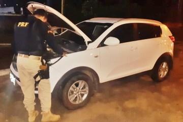 WhatsApp Image 2020 07 10 at 11.06.14 - Carro roubado em Pernambuco que estava circulando clonado é recuperado na Paraíba