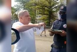 OAB de Santo André emite nota em apoio ao desembargador que humilhou guarda após ser multado