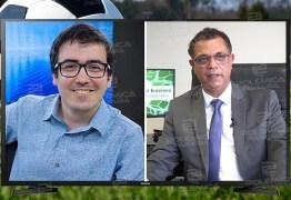 Mudanças nos direitos de transmissão de jogos serão aprovadas com apoio de times do Nordeste, diz secretário nacional do futebol; VEJA VÍDEO
