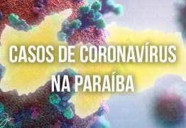 BOLETIM: Paraíba confirma 1.173 casos de coronavírus e 7 óbitos em 24 horas