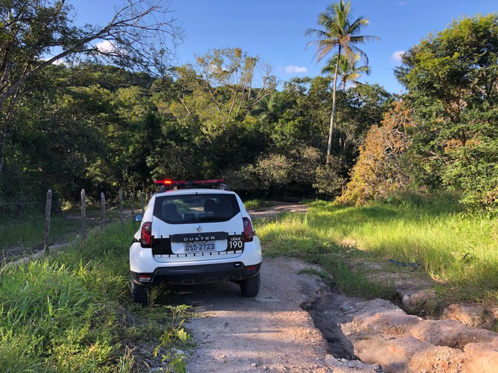 WhatsApp Image 2020 07 28 at 16.32.07 - Corpo de homem é encontrado em matagal no Bairro das Indústrias