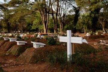 agf20200624094 - Grupo calcula 90 mil mortes no Brasil até o fim do mês