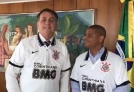 Marcelinho Carioca será candidato a vereador pelo PSL a convite de Joice Hasselmann