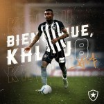 bota - Botafogo anuncia contratação do atacante marfinense Salomon Kalou