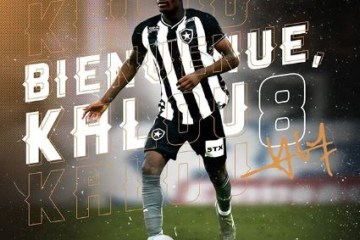 Botafogo anuncia contratação do atacante marfinense Salomon Kalou