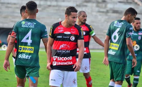 campinense empata com Sousa - CAMPEONATO PARAIBANO: Campinense enfrenta o Sousa nesta sexta-feira