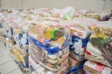 cestas básicas - Trabalhadores de Campina Grande receberão cestas básicas a partir desta quarta-feira
