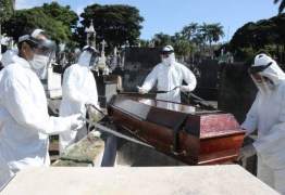 Covid-19: Brasil ultrapassa marcas de 90 mil mortes e 2,5 milhões de casos
