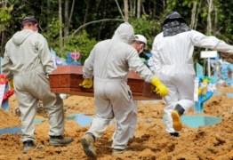 Covid-19: Brasil contabiliza 1.212 novas mortes em 24 h; total passa de 92 mil