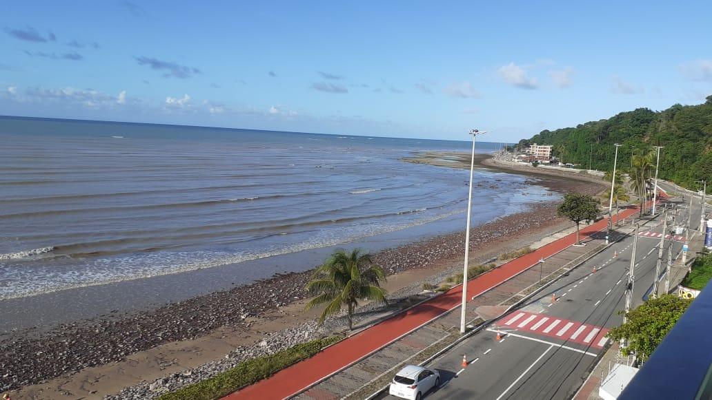 d5bc760f 511d 4ba9 a038 f95c0b9d3275 - CRIME AMBIENTAL: 'Obras na Barreira do Cabo Branco estão danificando praias', diz engenheiro Francisco Jácome - OUÇA