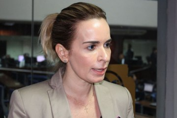 """Daniella destaca experiência de Cícero Lucena e garante apoio irrestrito do Progressista: """"Nome extremamente forte"""""""