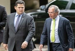 Paulo Guedes entrega primeira parte da reforma tributária ao Congresso