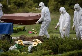 Covid-19: Brasil reporta 1.129 novas mortes em 24 h; total chega a 91.263