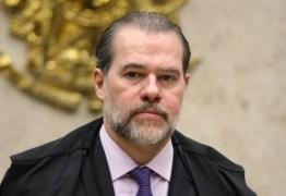 Dias Toffoli é internado em hospital de Brasília