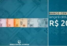 AO VIVO: Banco Central lançará cédula de 200 reais, que terá como personagem o lobo-guará
