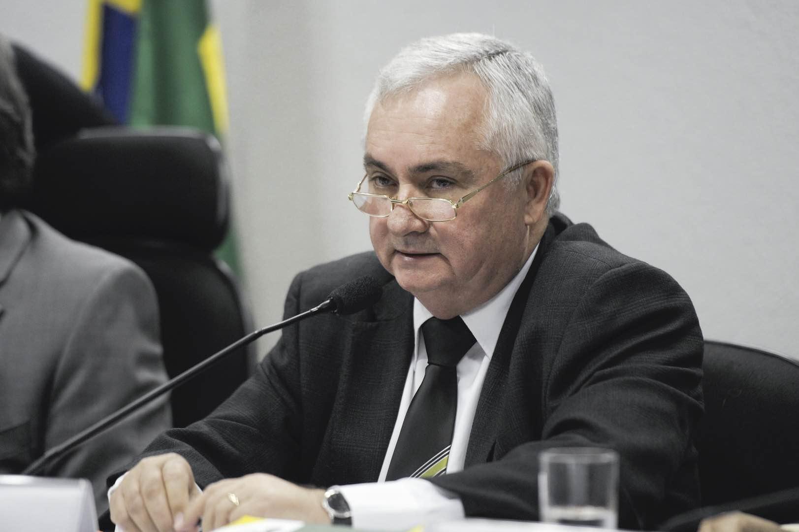 eitel.santiago.22.mai .2019.jose .cruz .ag .brasil - Integrantes do Conselho Superior do MP pedem a Aras a cabeça do seu secretário-geral, o paraibano Eitel Santiago
