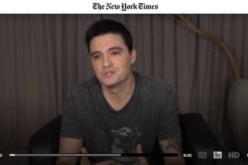 """felipe neto nyt e1594820320908 - Coronavírus: Felipe Neto diz ao New York Times que Trump é ruim, mas Bolsonaro é """"muito, muito pior"""" - VEJA VÍDEO"""