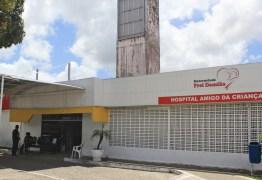Maternidade Frei Damião será derrubada para construção do Hospital da Mulher, diz governador