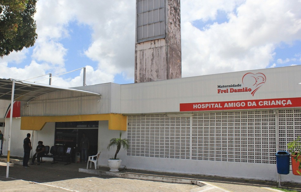 frei damiao - Maternidade Frei Damião será derrubada para construção do Hospital da Mulher, diz governador