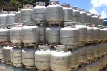 gas de cozinha - Pesquisa do Procon aponta diferença de até R$ 10 no preço do gás de cozinha, em Campina Grande