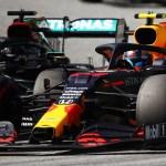 gettyimages 1254402026 - Hamilton nega qualquer problema com Albon após tirar o piloto do pódio em duas corridas