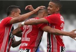 São Paulo vence Guarani e ajuda Corinthians a se classificar no Paulista