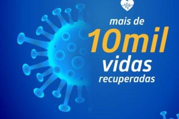 Hapvida comemora 10 mil recuperados da covid-19 – VEJA VÍDEO
