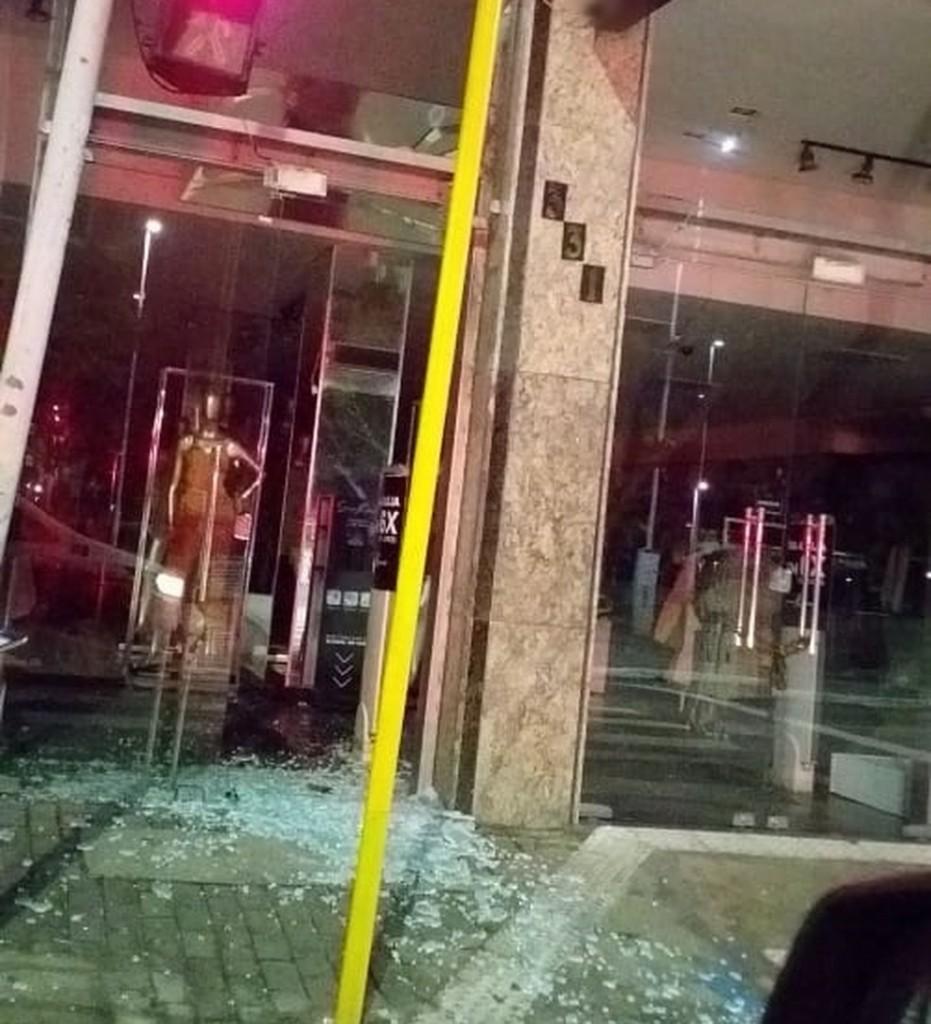 loja arormbada lagoa - Loja é arrombada duas vezes no Centro de João Pessoa em menos de uma semana